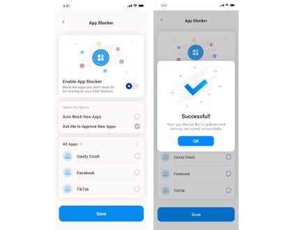App Blocker of FamilyTime App (Updated Version)