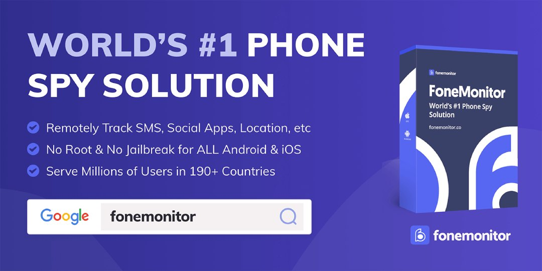 FoneMonitor: The Easiest Way To Track Someone's Text Messages