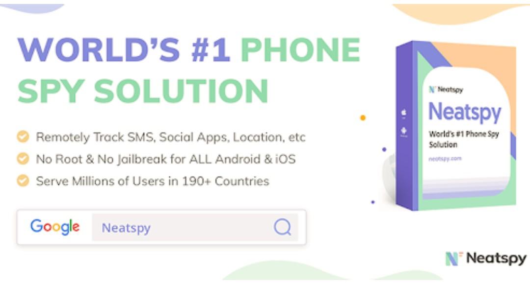 Neatspy: Best App To Monitor